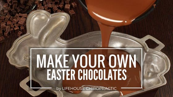 Chiropractic London ON Chocolate Bunnies